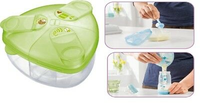 Baby Milk Powder Dispenser Storage Travel Container Box Infant Feeding Portable