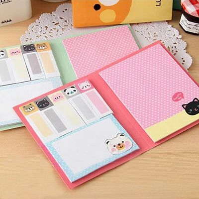 Quality Creative Cartoon Diary Book Portable Memo Notebook Paper Notepad