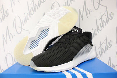 official photos 16cac 6a880 Adidas Climacool 02.17 Sz 11.5 Core Black Running White Shoes Eqt Nmd Bz0249