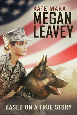Megan Leavey DVD Factory Sealed New with Slipcover Free Shipping