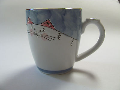 Cat Coffee Mug Tea Cup