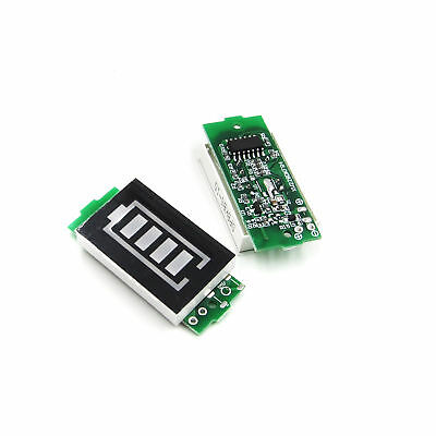 1S Lithium Battery Capacity Indicator Module 4.2V Blue Tester Li-po Li-ion