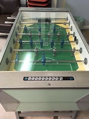 FAS Rainbow Table Games Football Room Pub Soccer Table - Outdoor