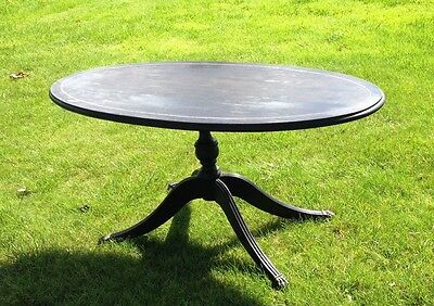 ALMOST BLACK occasional table