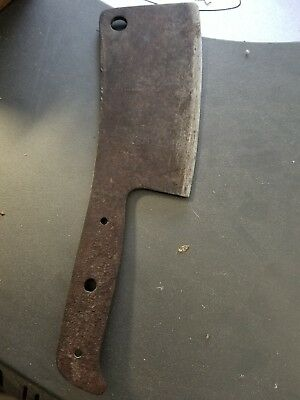 Sta-Sharp USA Hammer Forged Meat Cleaver
