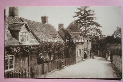 Worcestershire : Arley Village - Super Original Postcard