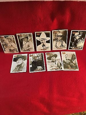 COUNTRY GOLD 1993 MAX HARRISON INSERT complete set (Gold Imprint) (SLV-10)