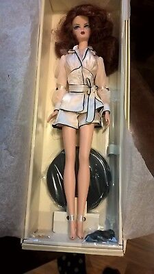 Suite Retreat Barbie Silkstone Lingerie GOLD LABEL Fashion Model Collection