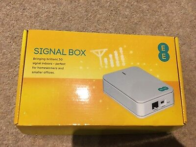 EE Signal Box Booster For Home Or Business