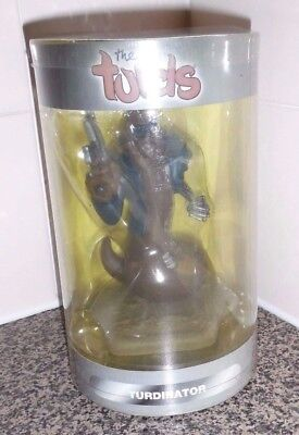 The Turds Turdinator Figurine New In Box With Log Book 2004