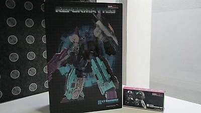 Transformer MMC R-17 Decepticon Carnifex or IDW Overlord (MIB) 100% complete