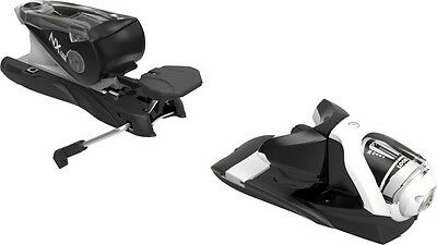 Look NX12 Dual WTR Ski Bindings, 90mm, Black/White