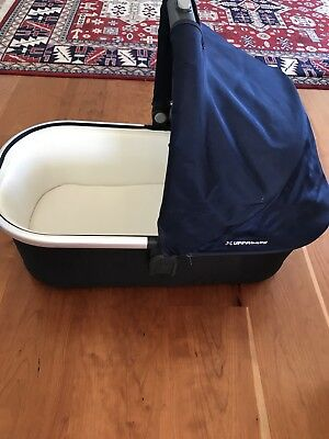 UPPAbaby 2015 Bassinet for Cruz and Vista, Color: Taylor (Navy Blue)
