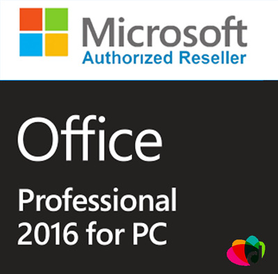 Microsoft Office 2016 Pro Plus license key - INSTANT DELIVERY!