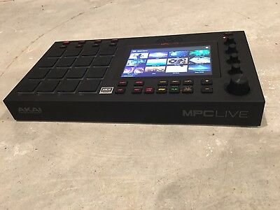 MPC Live - Standalone Music Production Center with Touchscreen