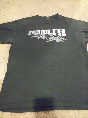 The Mars Volta 2003 Shirt Tagless M,Chiodos,Circa Survive,At the drive in