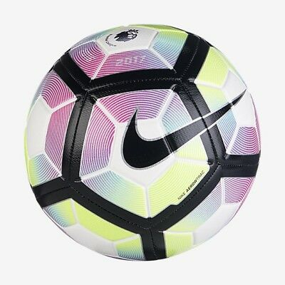 Sale* 2017 Authentic Nike Strike Premier League Soccer Ball Football Size 5