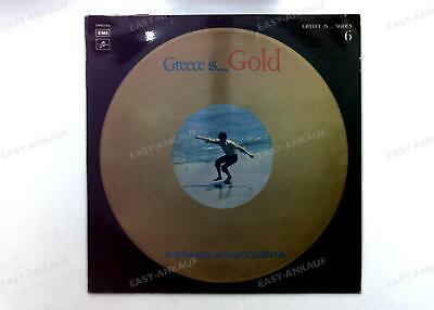 Various - Greece Is ..... Gold LP 1974 /5