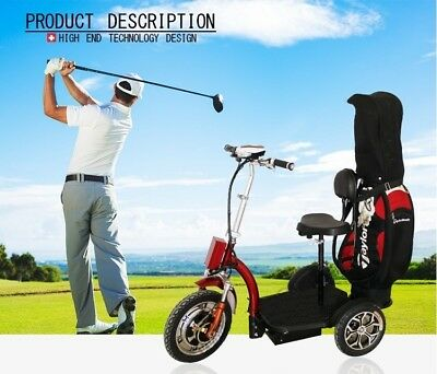 Zappy Golf Electric Mobility Scooter Lithium Battery