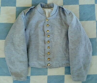 Richmond Depot Type 2 Confederate Jacket Hand Top Stitched