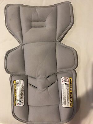 Nuna Pipa Grey Infant Insert for Carseat