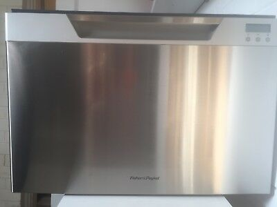 Fisher And Paykel dishwasher Dishdrawer