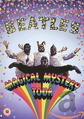 DVD Magical Mystery Tour - The Beatles