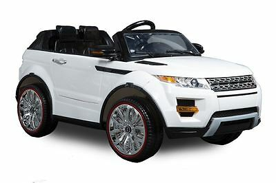 Land Rover Evoque Styled 12 Volt Ride On Car With Parent Remote  **NOW ON SALE**