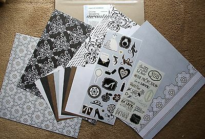 Creative Memories 12x12 Divine Wedding Planning Additions Kit Love Marriage