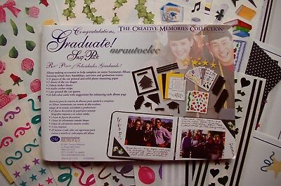 Creative Memories Graduate Snap Pack Holiday Student Congratulations VCE achieve