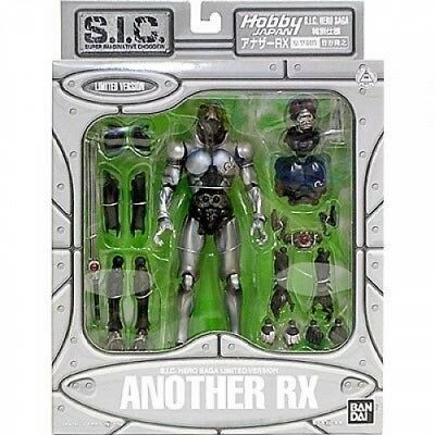 S.I.C. Hobby Limited RX Figur (Japan Import)