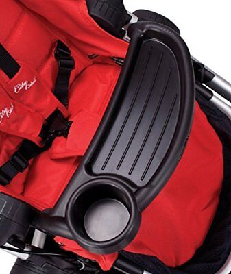 Strollers City Select Single Plastic Black Cup Holders Baby Jogger Snacks Tray