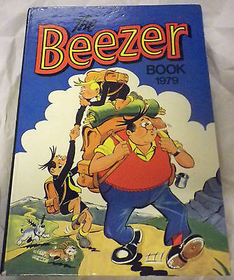 The BEEZER Book / Annual 1979