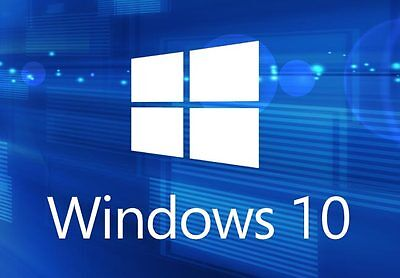 Windows 10 Professional 32/64 Bit – DVD - FATTURABILE - Originale Multilingua
