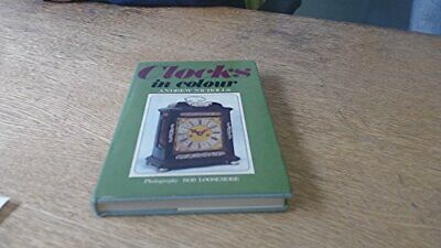 Clocks in Colour by Andrew Nicholls Hardback Book The Cheap Fast Free Post