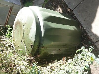 400 litre green compost bin like new