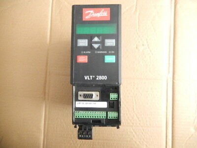 1Pcs Used Danfoss Vlt2800 Inverter Vlt2815Pt4B20Str0Dbf00A00C1 1.5Kw