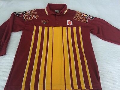 Queensland Bulls One Day Cricket Shirt (Player Issued-Dixon)