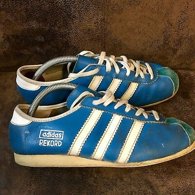 Vintage ADIDAS REKORD - 1974 Made in Roumania
