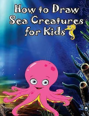 How Draw Sea Creatures for Kids How Draw Incredible Sharks by Creation An