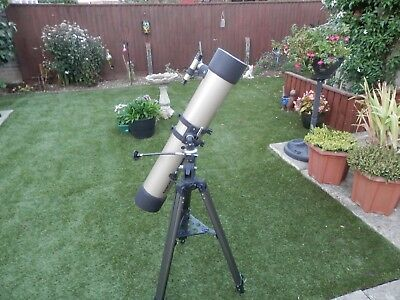 Tasco Telescope on tripod