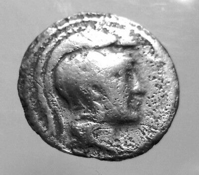 ATHENS. SILVER 'NEW STYLE' SILVER DRACHM. Ref. 1067.