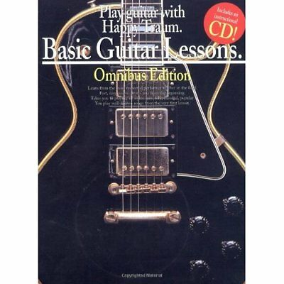 Basic Guitar Lessons - Omnibus Edition: Play Guitar Wit