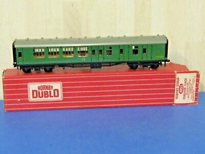 Hornby Dublo OO BR(S) Mk1 Brake 2nd Coach No:S35001 in Original Box - Pre-Owned