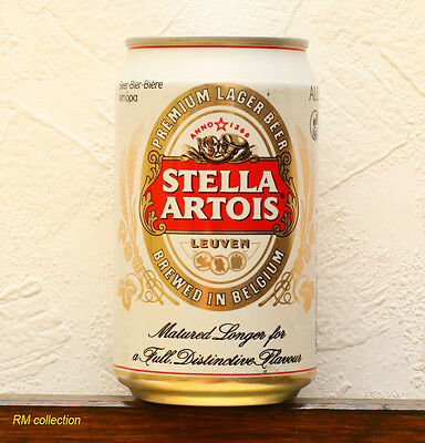 Stella Artois 1993 can empty