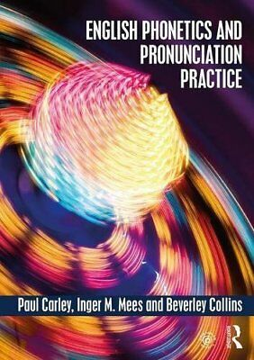 English Phoneti by Carley  Paul (University of Leicester  UK) New Paperback Book