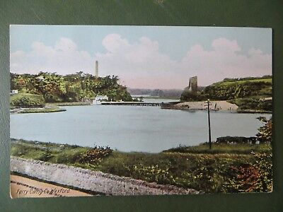 Antique Postcard PPC, Ferry Carrig, (Ferrycarrig), Wexford Ireland