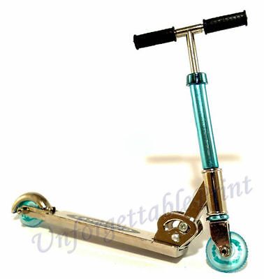 FINGER SCOOTER TOY - Blue