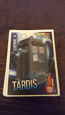 Panini Dr Doctor Who 2004 Alien Armies 167 Cards