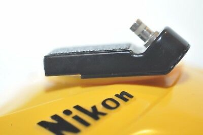 Nikon F Connector for F-36 F36 Motor Drive cordless battery pack hard to find